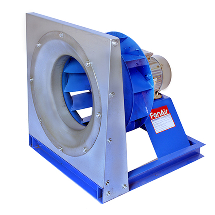 BCPF Series (Backward Curved Plug Fan)